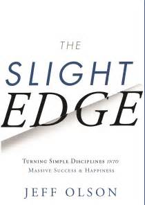 Jeff Olson Slight Edge