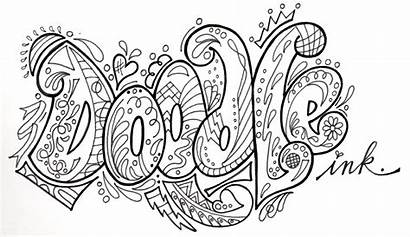 Doodle Class Doodles Doodling Lettering Creative April