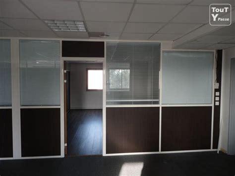 cloison aluminium bureau cloison bureau aluminium vitrée et pleine provence alpes