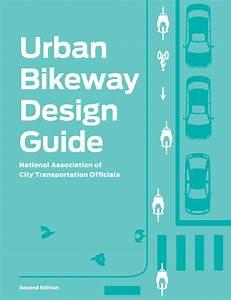 Urban Bikeway Design Guide