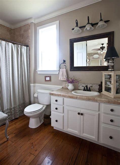 farmhouse bathrooms ideas 20 cozy and beautiful farmhouse bathroom ideas home design and interior