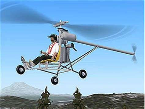 Helicopters man mini one Vortech Hot