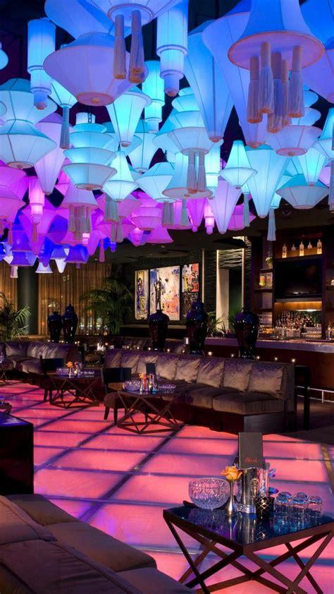 architecture design bar lighting night club neon lounge