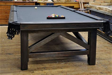 pool table stores on long island dorset custom furniture a woodworkers photo journal the