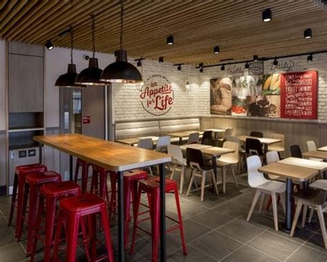 fast food kitchen design fast food restaurant chain kfc is launching a radical new 7173