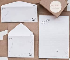 Destiny stationery set free pdf template for letter for Letter size envelope measurements