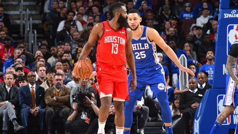 Report: James Harden's trade list includes Nets, 76ers ...