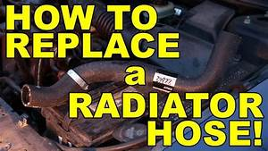 How To Replace The Upper Radiator Hose On A 2000 Chevy Cavalier