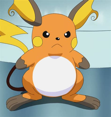 Volkners Raichu Anime Pokmon Wiki Fandom Powered