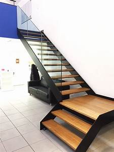 Escalier Bois Quart Tournant : quart tournant nicolas dupriez escaliers bois avec ~ Farleysfitness.com Idées de Décoration