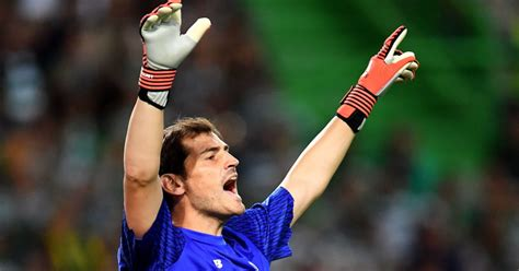 Porto Goalkeeper Iker Casillas Trolls Media After Untrue ...