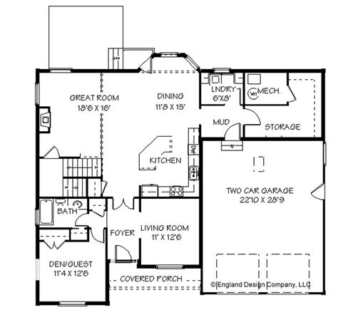 ranch style homes with open floor plans 2 house plans with 2 house plans floor