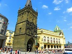 Photo Essay - The Towers of Prague - The Travels of BBQboy ...