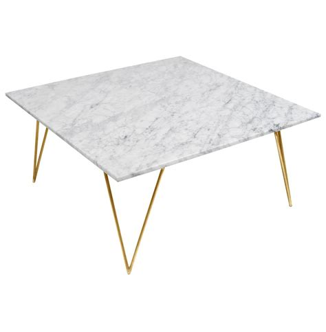white marble table l piazza hollywood regency white marble gold coffee table