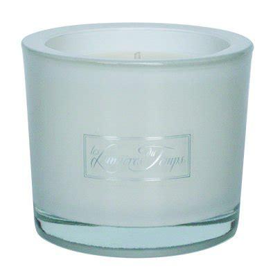 Les Lumières Du Temps Geparfumeerde Kaars In Glas Soie