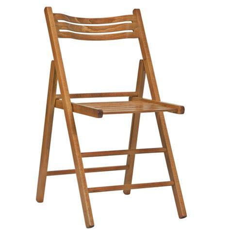 Chaise Pliante En Bois Gladys