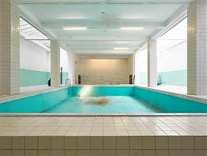 Pool Elmgreen Whitechapel Dragset Swimming London Floor