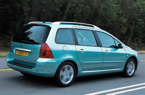 Peugeot 307 Sw by Peugeot 307 Sw 2002 Pictures 1 Of 10 Cars Data