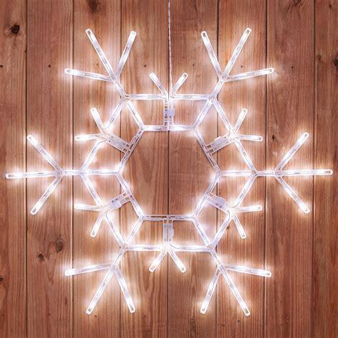 snowflakes stars  led folding snowflake decoration