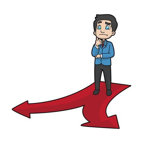 File:Man Thinking Of Career Change Cartoon.svg - Wikimedia ...