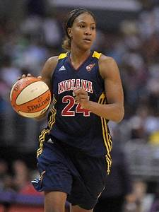 Flyers For Businesses D 39 Alessandro Tamika Catchings Becomes Wnba Star By