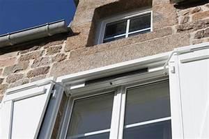 menuiserie presquile decor fenetres volets portes With porte de garage solaire