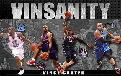 Vinsanity Nba Vince Carter Wallpapers Deviantart