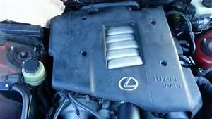 Lexus Gs400 Bad Engine Mounts