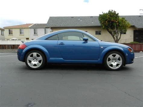 buy   audi tt quattro alms edition coupe  door