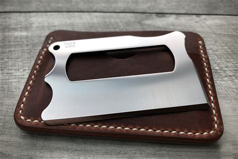 Designed to work with your qantas premier titanium credit card, the qantas money app is an easy way to manage your account on your terms. TACK Titanium Credit Card Knife | HiConsumption
