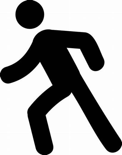 Walking Icon Svg Onlinewebfonts
