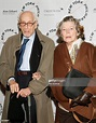 Eli Wallach and his wife Anne Jackson attend the New York ...