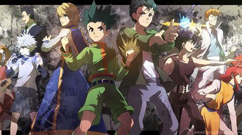 hunter  hunter anime  backgrounds wallpapers