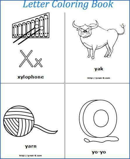 things that start with x for preschool theme alphabet letters worksheets free printable 246