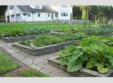 stone raised garden bed ideas Quotes