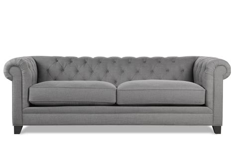 Understated And Elegant, The Grey Sophie Sofa Will Bring