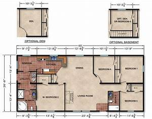 Awesome Modular Home Floor Plans and Prices
