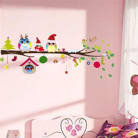 stikers chambre fille d 233 corez la chambre fille de stickers muraux originaux