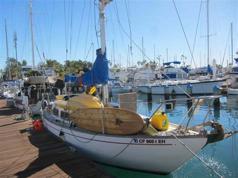 Living On A Large Boat by Reflections About My Year Of Sailing Vagabond