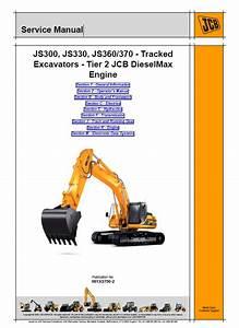 Download Jcb Excavators Js300  330  360  370 Tier2 Dieselmax