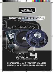 Emphaser Ecp28neoxt4 Speaker Download Manual For Free Now