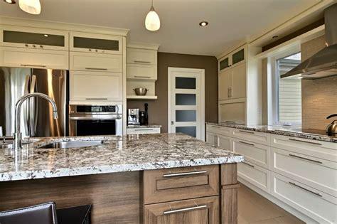 armoire de cuisine en aluminium cuisine 2 tons kitchen reno cuisine
