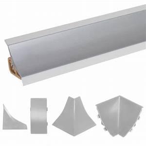 Abschlussleiste Arbeitsplatte Edelstahl : abschlussleiste k che arbeitsplatte k chenleiste aluminium silber jumbo shop ~ Watch28wear.com Haus und Dekorationen