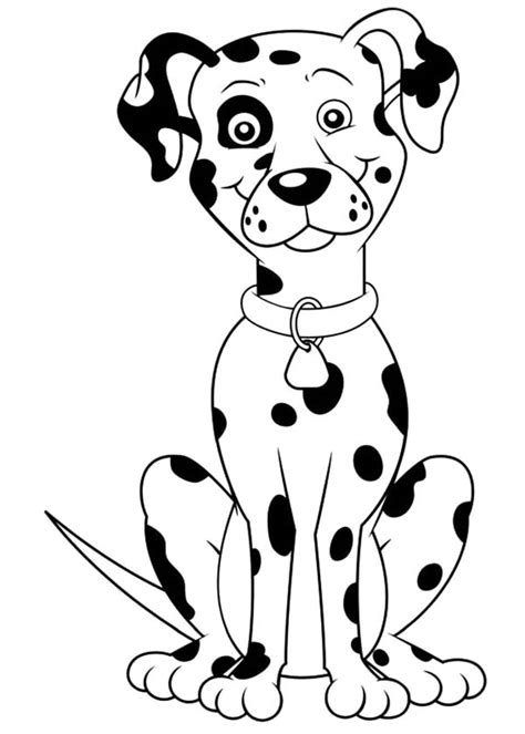 52 Cute Sparky The Fire Dog Coloring Pages Gianfredanet
