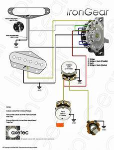 New Wiring Diagram Fender 5