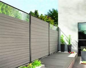 Cache Vue Jardin : ides de panneaux brise vue pas cher galerie dimages ~ Melissatoandfro.com Idées de Décoration