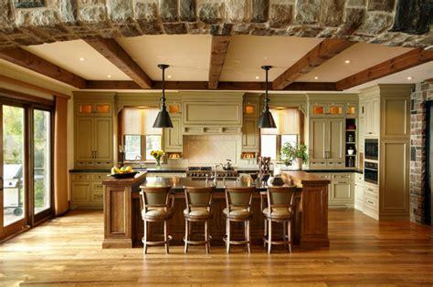 cottage rustic kitchen toronto  parkyn design