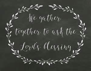 we gather together printable chalkboard hymns and verses
