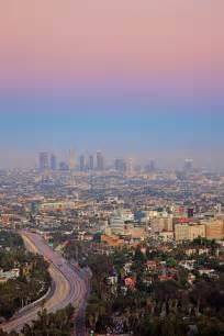 Cityscape Los Angeles California