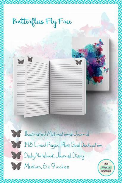 Journal Personal Journaling Handy Lined Creativity Checklists